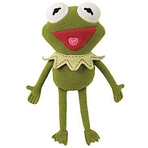 Pook-a-Looz Kermit Plush Toy -- 12
