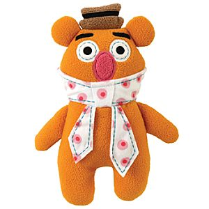 Pook-a-Looz Fozzie Bear Plush Toy -- 12