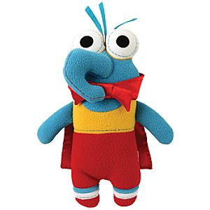 Pook-a-Looz Gonzo Plush Toy -- 12