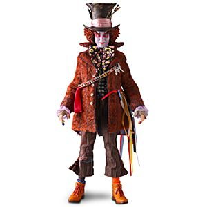 Real Action Heroes Mad Hatter Figure by Medicom -- 1/6 Scale