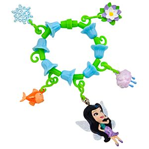 Disney Fairies Pocket Pixies Charm Set -- Silvermist