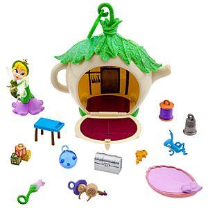 Disney Fairies Tinker Bell Pocket Pixie House