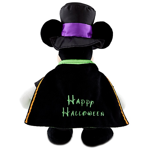 Personalized Vampire Mickey Mouse Plush Toy