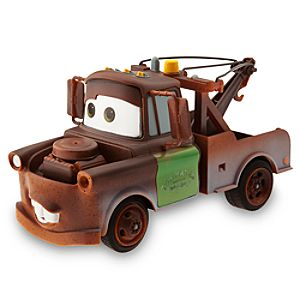 Disney Cars Friction Powered Tow Mater Vehicle