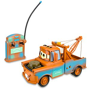 Tow Mater Remote Control Vehicle
