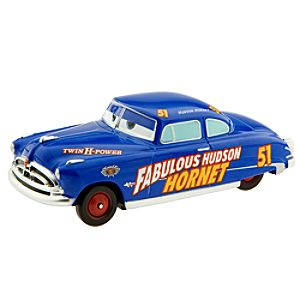 Hudson Hornet Die Cast Car