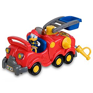 Mickey Mouse Clubhouse Donald Duck Fire Truck