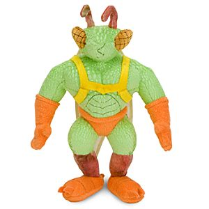Toy Story 3 Twitch Plush Toy -- 9