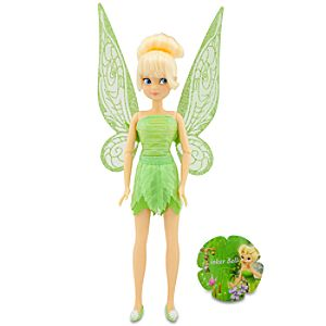 Disney Fairies Tinker Bell Doll -- 10