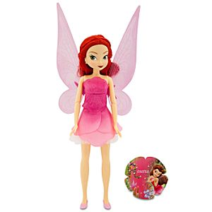 Disney Fairies Rosetta Doll -- 10