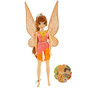 Disney Fairies Fawn Doll -- 10