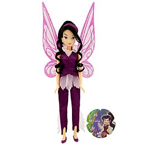 Disney Fairies Vidia Doll -- 10