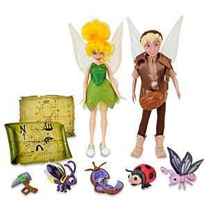 Tinker Bell Play Set -- 10-Pc.