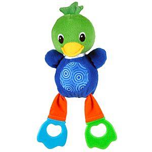Baby Einstein Teethe & Tug Pals: Duck
