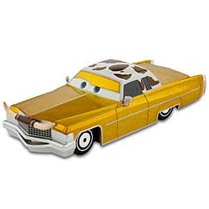 Tex Die Cast Car