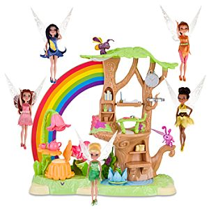 Pixie Power Disney Fairies Play Set -- 13-Pc.