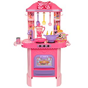 Minnie Mouse Kitchen Play Set -- 16-Pc.