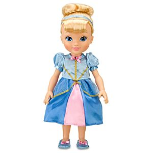 Toddler Cinderella Doll -- 16''