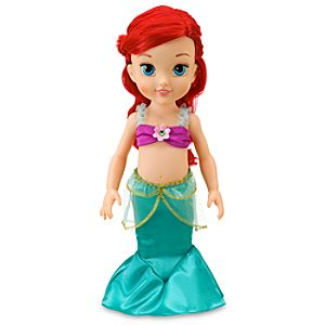 Toddler Ariel Doll -- 16''