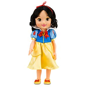 Toddler Snow White Doll -- 16