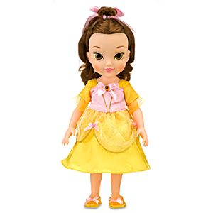 Toddler Belle Doll -- 16''