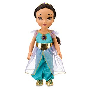 Toddler Jasmine Doll -- 16