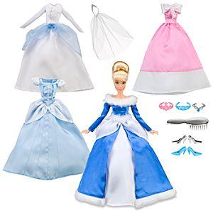 Boutique Cinderella Play Set -- 13-Pc.