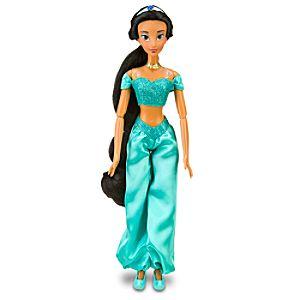 Singing Jasmine Doll -- 17