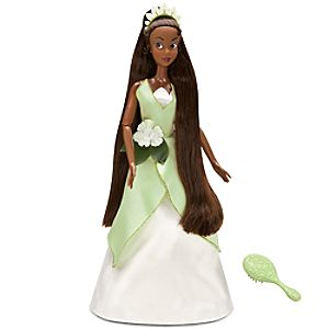 Singing Tiana Doll -- 16 1/2 H