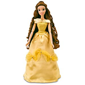 Singing Belle Doll -- 16 1/2