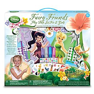 Disney Fairy Friends Play Date Set