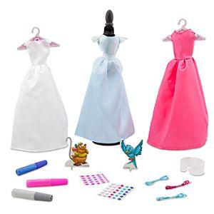 Cinderella Dress Making Set -- 21-Pc.