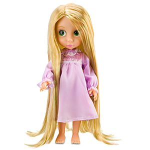 Toddler Tangled Rapunzel Doll -- 16