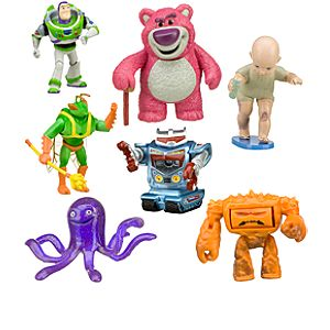 Toy Story 3 Villains Figure Play Set    7 Pc.