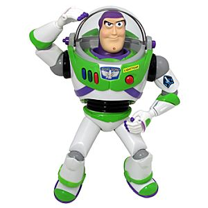 Spanish Speaking Buzz Lightyear Action Figure -- 12 H