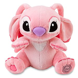 Lilo and Stitch: Angel Plush Toy -- 10