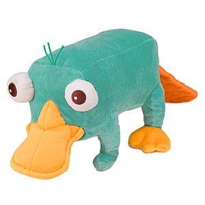 Talking Perry Plush Toy -- 19 L
