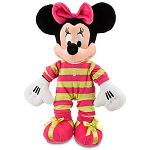 Christmas Morning Minnie Mouse Plush -- 17 H