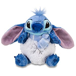 Mini Snowball Stitch Beanie Baby Plush Toy -- 7