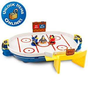 Club Penguin Air Hockey Play Set