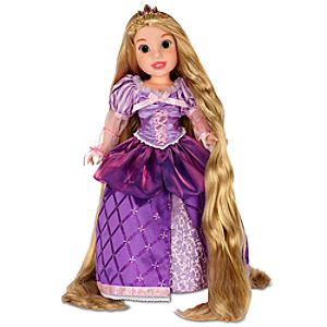 Tangled Rapunzel Doll -- 18