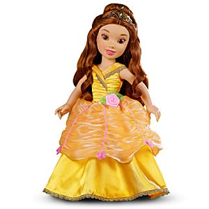 First Edition Princess and Me Belle Doll -- 18