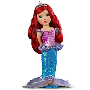 First Edition Princess and Me Ariel Doll -- 18
