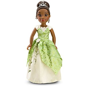 First Edition Princess and Me Tiana Doll -- 18
