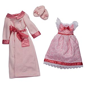 Princess and Me Aurora Royal Sleepwear Ensemble -- 4-Pc.