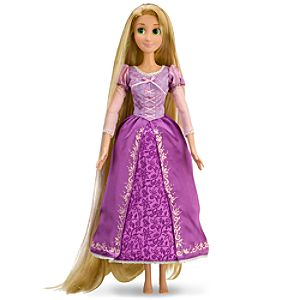 Singing Tangled Rapunzel Doll -- 16 1/2