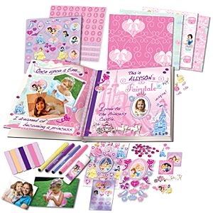 Make Your Own Disney Princess Storybook