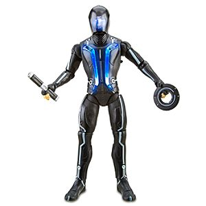 Light Up Deluxe Sam Flynn TRON Legacy Action Figure -- 7