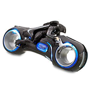 Deluxe Sam Flynn Light Cycle TRON Vehicle