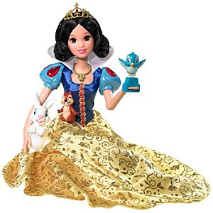 Musical Snow White and Friends Doll Set